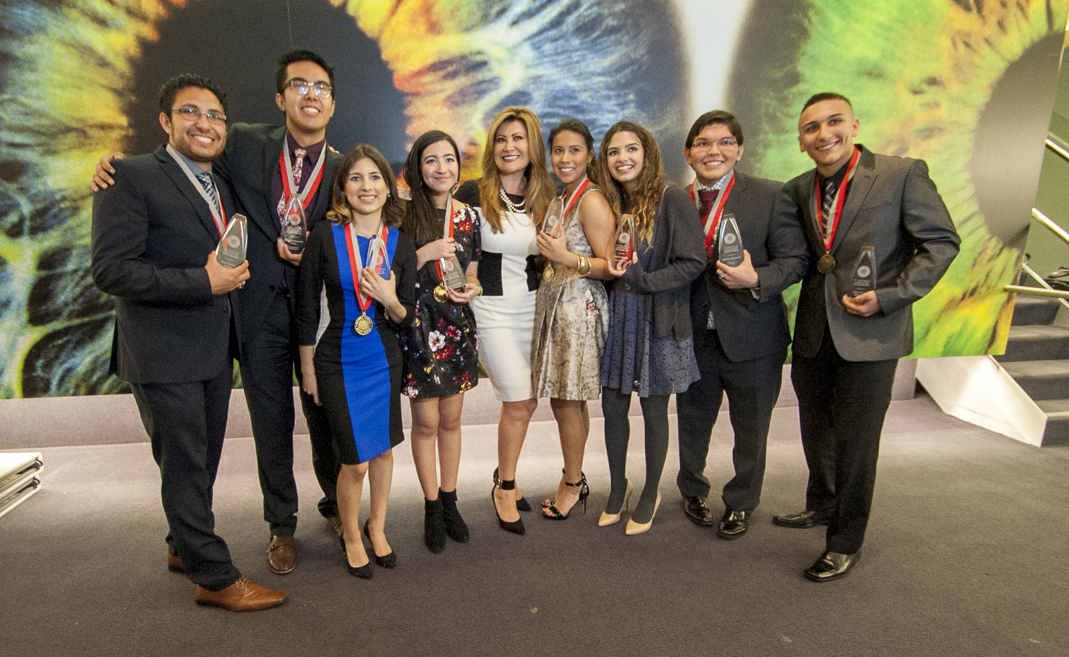 2015 National Youth Awards hosted in Los Angeles
