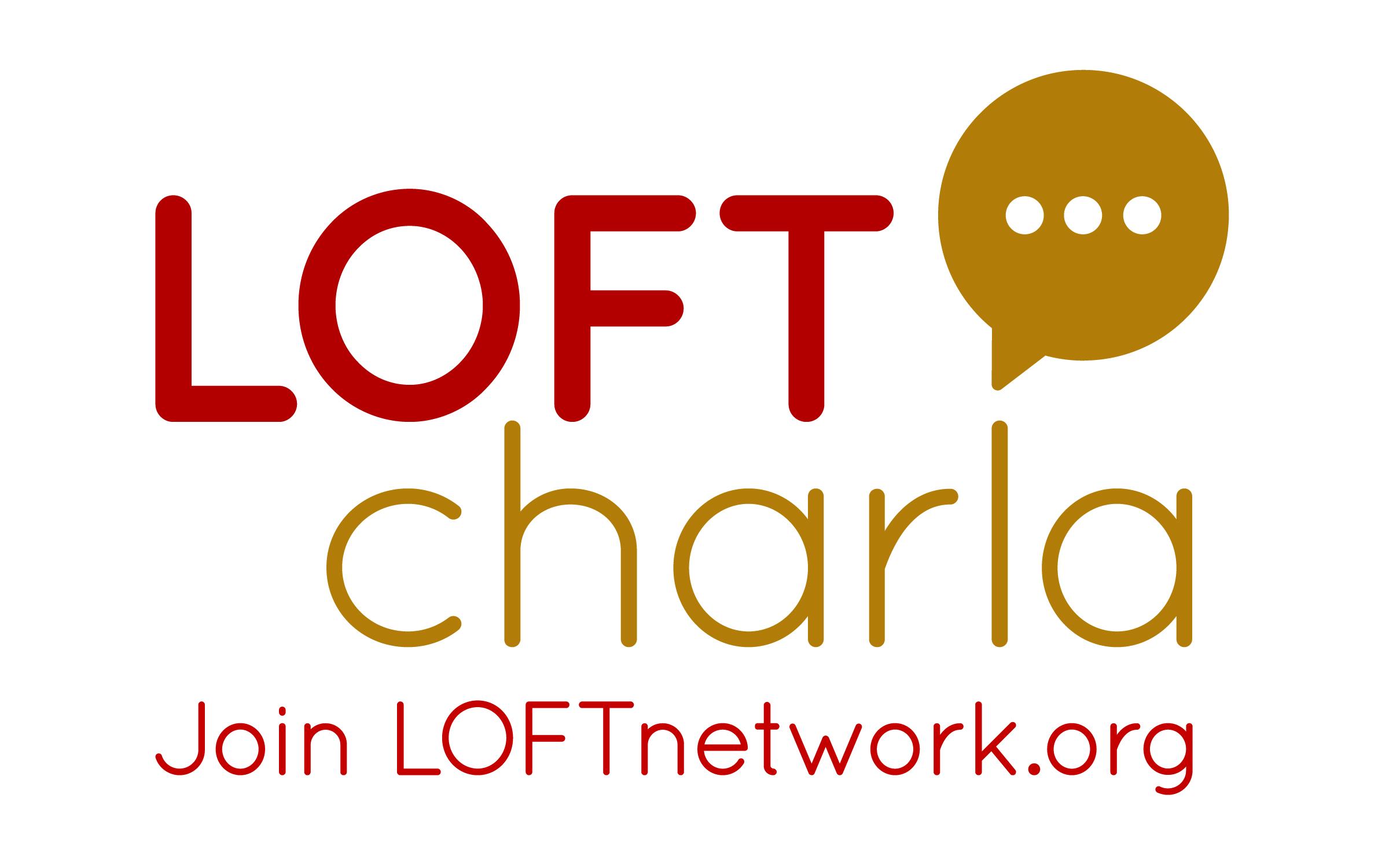 LOFT_Charla_Logo_CMYK_wTagline
