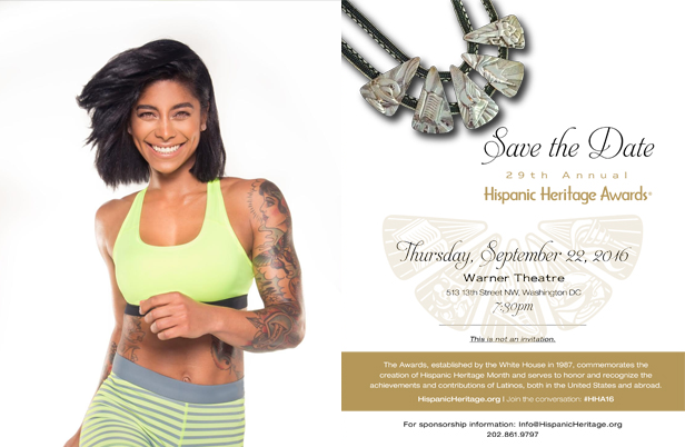 Massy Arias To Receive Wellness Award From Target At Hispanic Heritage Awards