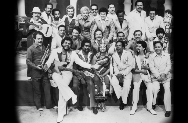 Legendary Fania-All Stars Honored By Hispanic Heritage Foundation
