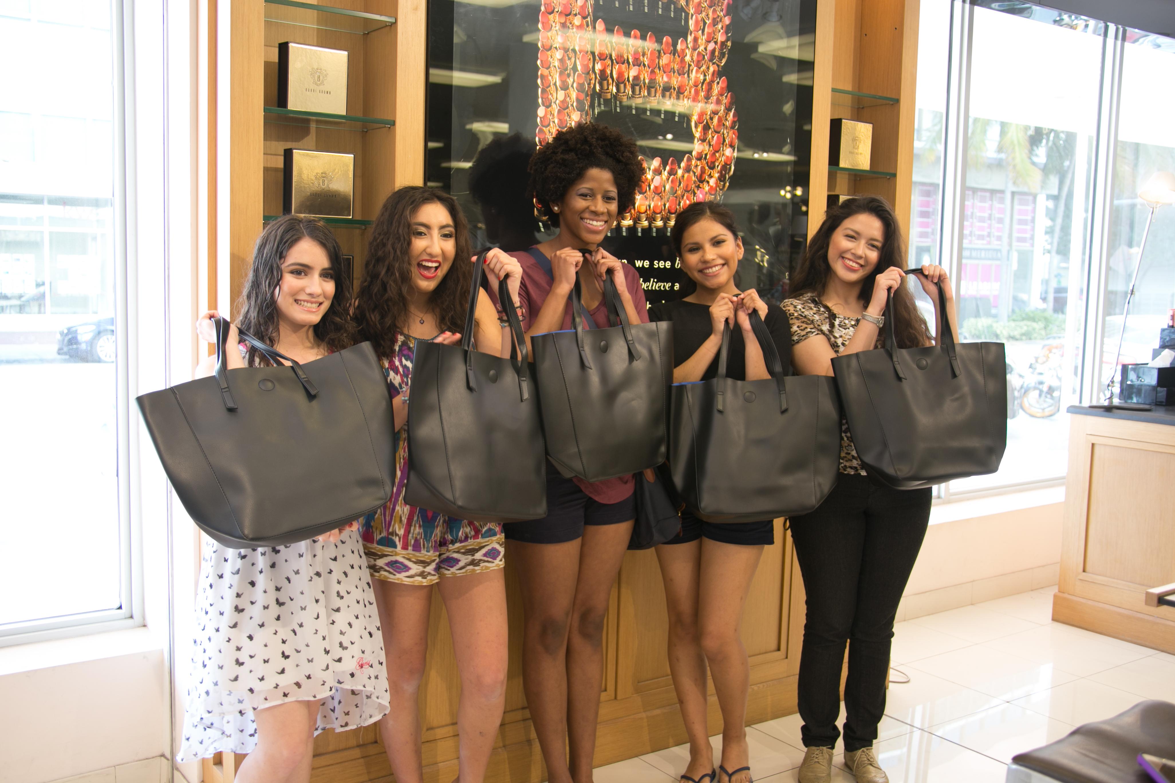 Macy's Styles Nat'l Youth Award Winners In Miami