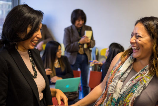 LOFT New Year's Charla Unites Latino Leaders In LA