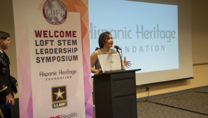 LOFT STEM Symposium At Cal State Dominguez Hills!