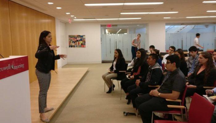 Ivy League Project Students Visit HHF!