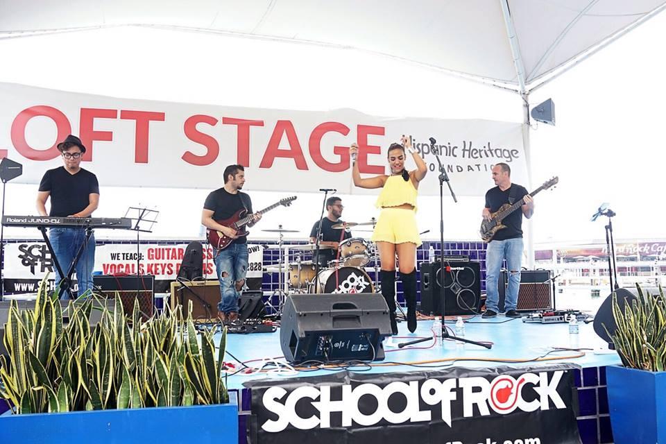 LOFT Stage at Locales Festival in Miami!