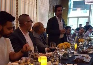 HHF Hosts Latino Investors Dinner In San Fran!