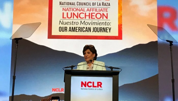 HHF's Innovation And Technology Manager At 2017 NCLR Conference