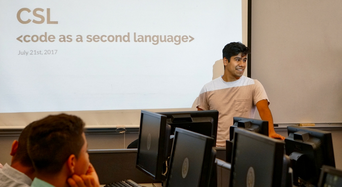 HHF Hosts Code as a Second Language Bootcamp | Chicago, Illinois