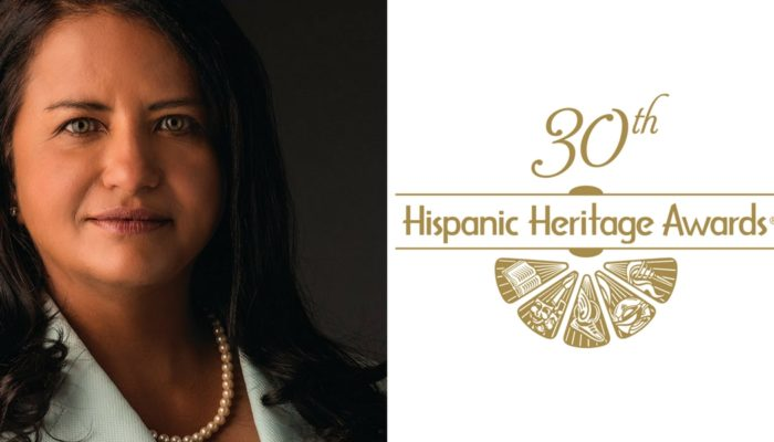 NASCAR Pioneer Alba Colón To Receive STEM Award At 30th Anniversary Hispanic Heritage Awards