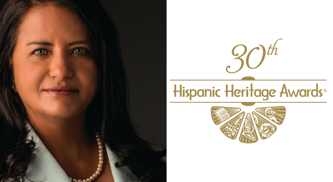 NASCAR Pioneer Alba Colón To Receive STEM Award at 30th Anniversary Hispanic Heritage Awards