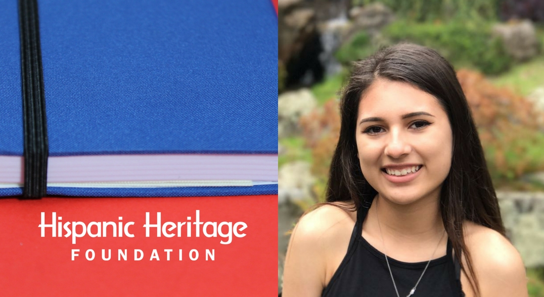 Back to School with Youth Awards | Aleida Olvera