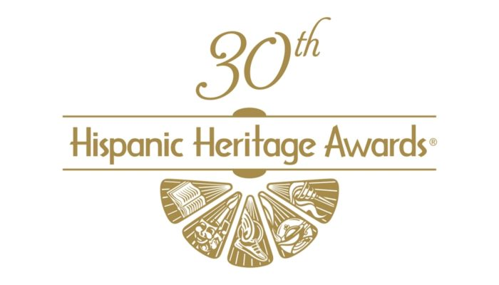 The Latin Recording Academy To Receive Arts Award At The 30th Hispanic Heritage Awards