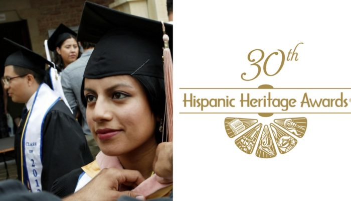 'Dreamers' Will Be Recognized With Inspira Award At 30th Anniversary Hispanic Heritage Awards