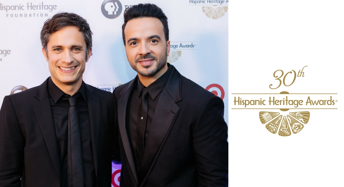 30th Hispanic Heritage Awards Presented by Target Took Place 9/14 @ Warner Theatre in Washington DC – National PBS Broadcast Special on 10/6