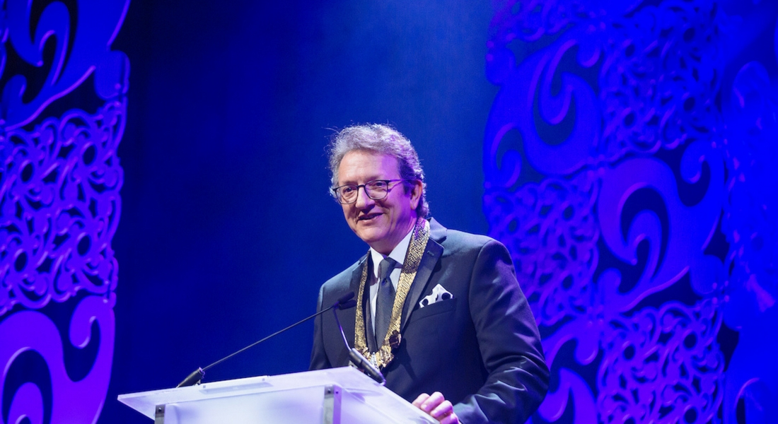 Latin Recording Academy Awarded Arts Award at 30th Anniversary Hispanic Heritage Awards