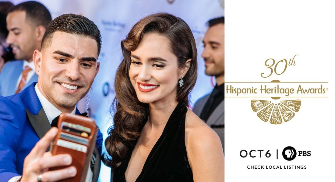 30th Anniversary Hispanic Heritage Awards Local PBS Listings!