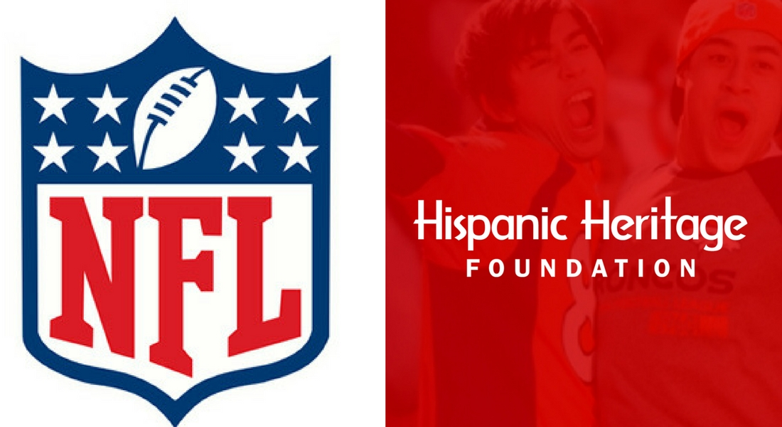 NFL, HHF and Nationwide, Team for 7th Annual NFL Hispanic Heritage Leadership Awards