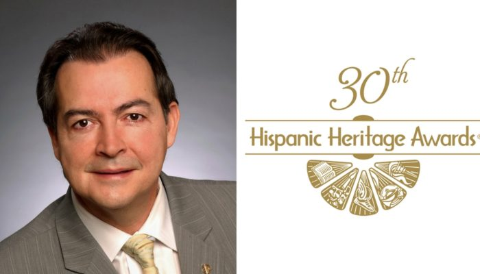 Coca-Cola's Rudy Beserra To Receive Leadership Award At 30th Anniversary Hispanic Heritage Awards