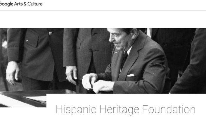 HHF And Google Arts And Culture Celebrate Latinos