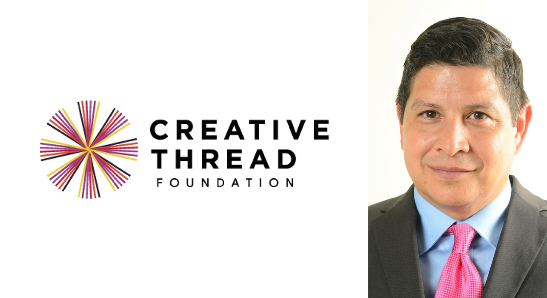 The Creative Thread Appoints HHF's Antonio Tijerino as Board Member