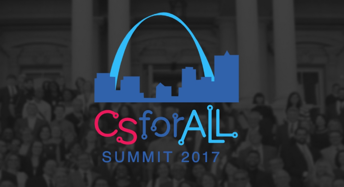 HHF Innovation and Tech Manager Speaks @ CSforALLSummit