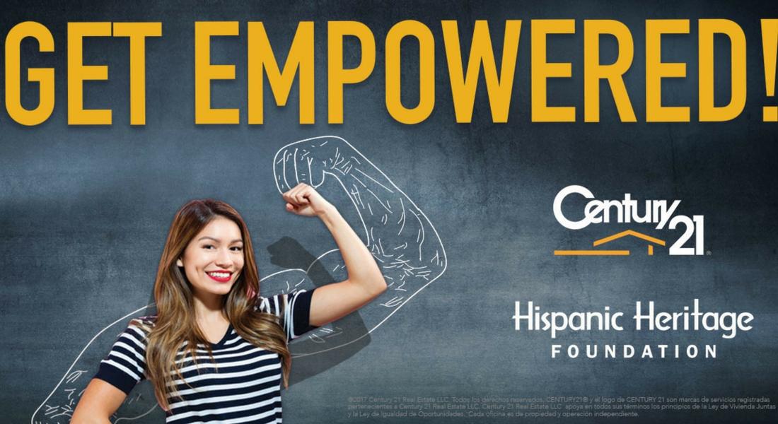 HHF And Century 21 | Empowering Latinas