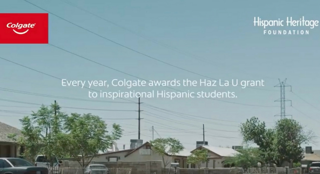 HHF and Colgate-Palmolive Partner for Haz la U Educational Grant Program
