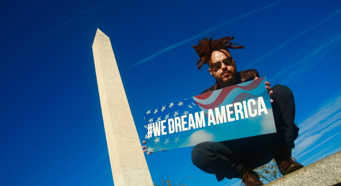 HHF & Locos por Juana Pay Tribute to Dreamers in America | #WeDreamAmerica