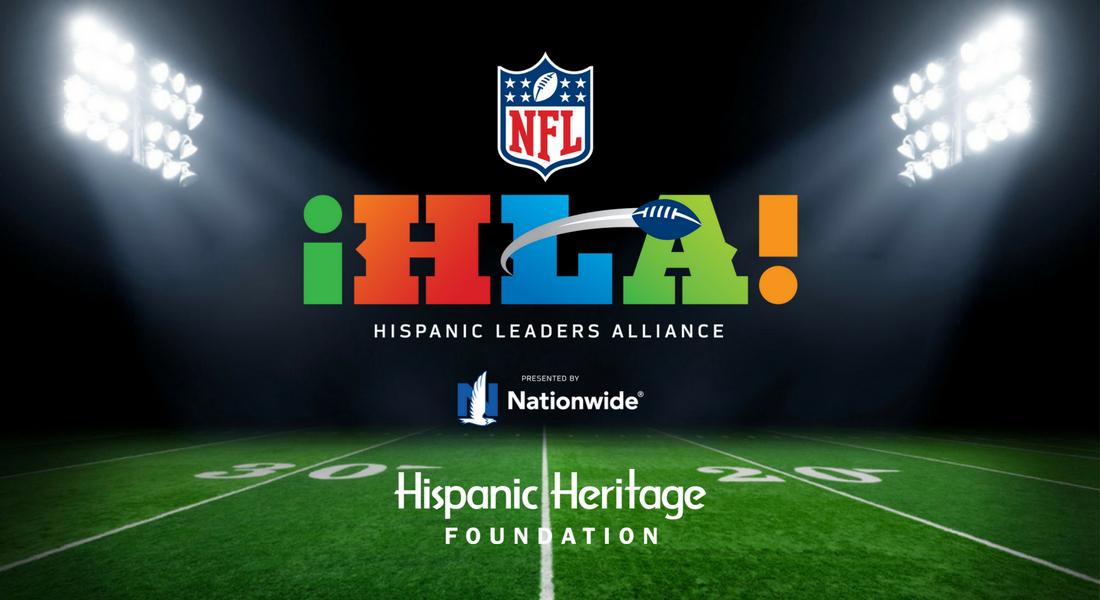 NFL Hispanic Leaders Alliance Member Attends Day 1 Of NFL Draft