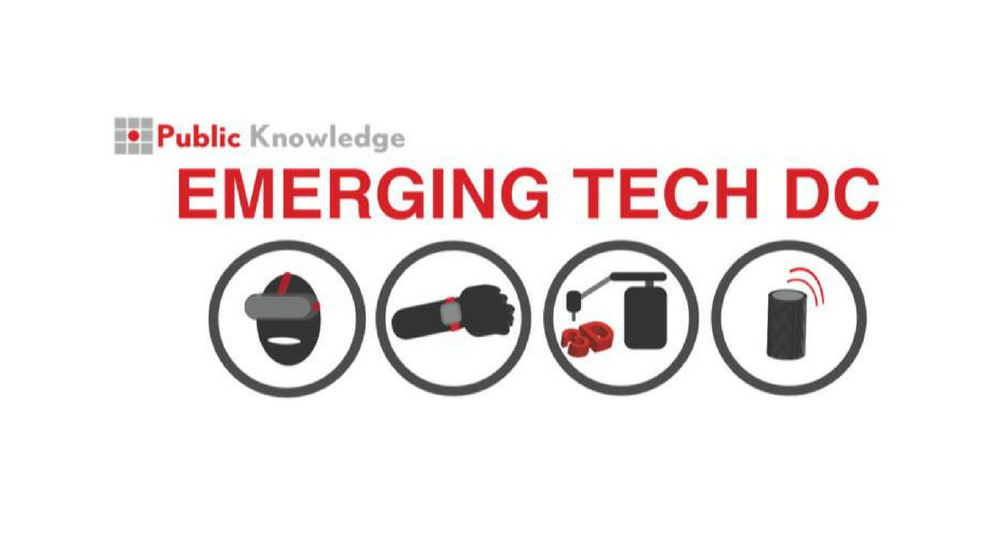 HHF's Innovation And Technology Manager Speaks On Emerging Tech DC Panel