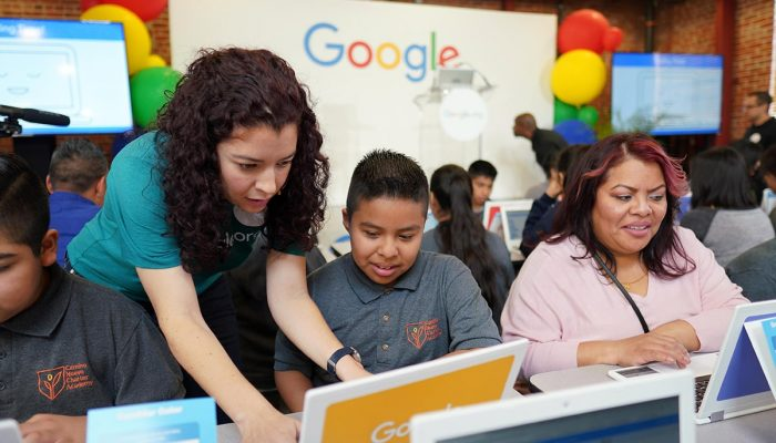 CA: Google.org Announcement Of MultiMillion Dollar Commitment, Grant And Pilot Program